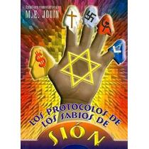 Libro Los Protocolos De Los Sabios De Sion - Nuevo