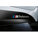 Sticker ///m Performance Para Bmw