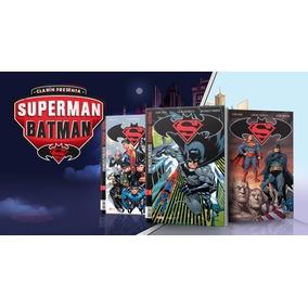 Batman Vs Superman Dc Colección Clarin Enemigos Públicos
