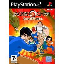 Patch Jogo Ps2 Jackie Chan Frete Grátis