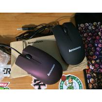 Mouse Lenovo Original Nuevo En Caja Sellada Usb Envio Gratis