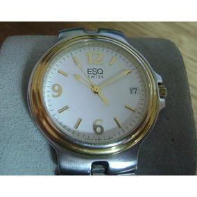 Reloj Esq By Movado 100% Original. Swiss Made.