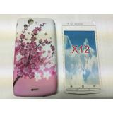 Funda Celular Sony Ericcson Xperia X12 Flores