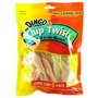 Dingo Snack Chip Twists X 6 Uni. Alimento Perro. Sabor Pollo