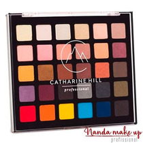 Paleta De Sombras Profissional 30 Cores Catharine Hill