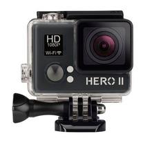Filmadora Midipro Hero Ii 5mp | 1080p + Wi-fi | Frete Grátis