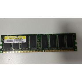 Memória Ddr400 512mb Computador Pc Informática