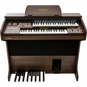Órgão Eletrônico Digital Tokai D2 60 Watts Rms Bivolt Mp3