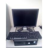Equipo Completo Dell 500gb 4gb Ram Core 2 Duo Empresarial