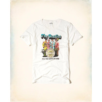 Remeras Hollister By Abercrombie And Fitch The Beatles