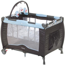 Berço Portátil Desmontável Toybar Azul - Cosco