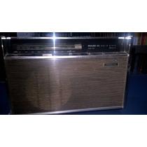 Radio Antigo Philco Transglobe B-481 (funcionando)