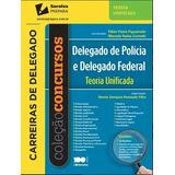 Apostila Delegado De Polícia E Delegado Federal - 2015