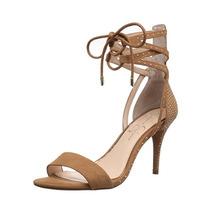 Jessica Simpson Sandalia Zapatilla (marrón Miel)