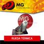 Rueda Termica Horno Alta Temperatura Carro Calor Resistente