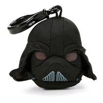 Chaveiro Angry Birds Star Wars Pelucia Darth Vader