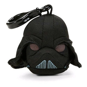 Chaveiro Angry Birds Star Wars Pelucia Darth Vader