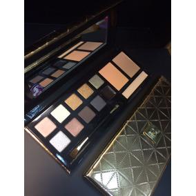 Palette Diva Eudora Com 9 Sombras, Primer De Olhos E Bronzer