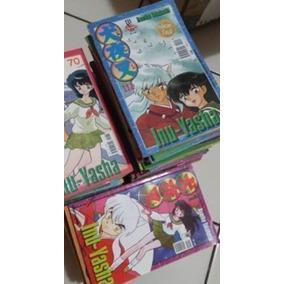 Revista Inu-yasha Completo 112 Volumes Rumiko Takahashi