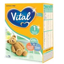Vital Infantil 1 - Caja X 1 Kg