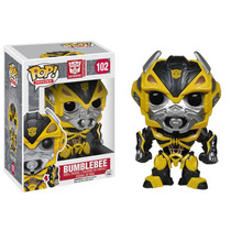 * Bumblebee # 102 Funko Pop! Transformers Movies