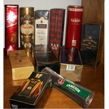 Colección Cajas De Whisky