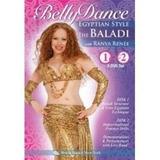Pack 2 Dvds Danza Arabe Aprende Bailar Baladi Con Ranya René