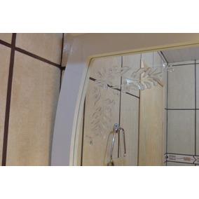 Adesivo Resinado Decorações Espelho Vidro Alto Relevo