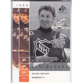 2002-03 Sp Game Used All Star Flashbacks Wayne Gretzky /999