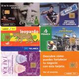 Tarjetas Telefonicas Coleccionistas 1