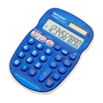Calculadora Educativa Com Exercícios, Tabuada Sharp Els25bbl