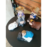 Nacimiento Tipico En Ceramica