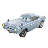 Disney / Pixar Cars 2 Movie 155 Die Cast Car # 2 Finn Mcmiss