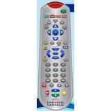 Universal Control Remoto Para Televisiones Marca Vea