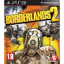Borderlands 2 Ps3 + Fifa 15 Ps3 + Online Pass
