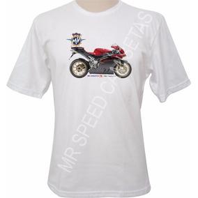 Camiseta Mv Agusta F4 1000 Tamburini