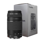 Lente Canon Ef 75-300mm F/4-5.6 Iii. Telefoto