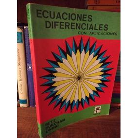 Ecuaciones Diferenciales Con Aplicaciones - Betz Burcham