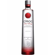 Vodka Ciroc Red Berry 750ml Importado De Francia