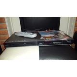 Reproductor De Dvd Sanyo 9307 + 2 Pelis Muy Buen Estado