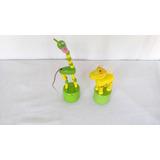 Brinquedo Antigo Em Madeira Articulado Marionete Anos 80