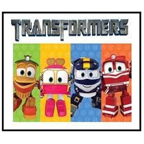 2 Robot Trains - Robo Trem - Kay Alf Brinquedo