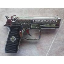 Pistola De Toques Con Laser Y Luz - Bromas Fiesta