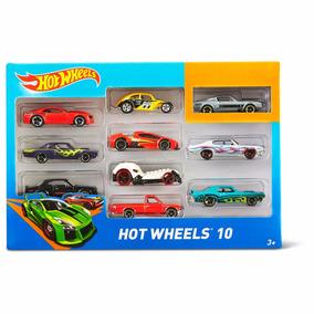Hot Wheels 10 Unidades Varios