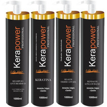 Kit Cauterização Kerapower Life Hair