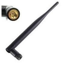 Kit 2 Antena Omni 5dbi Rp Sma Original Para Roteador Tp-link