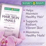 Hair, Skin, Nail 150 Capsulas, Ja No Brasil