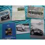 Lote Folleto Nissan Frontier Pathfinder No Manual Insignia