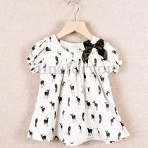 Blusa Infantil Tecido Cervo Importado 3-4 Anos