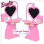 Penteadeira Básica Para Barbie * Casa De Bonecas !